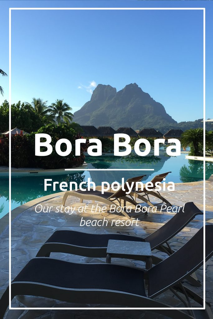Bora Bora Pearl beach resort Pinterest