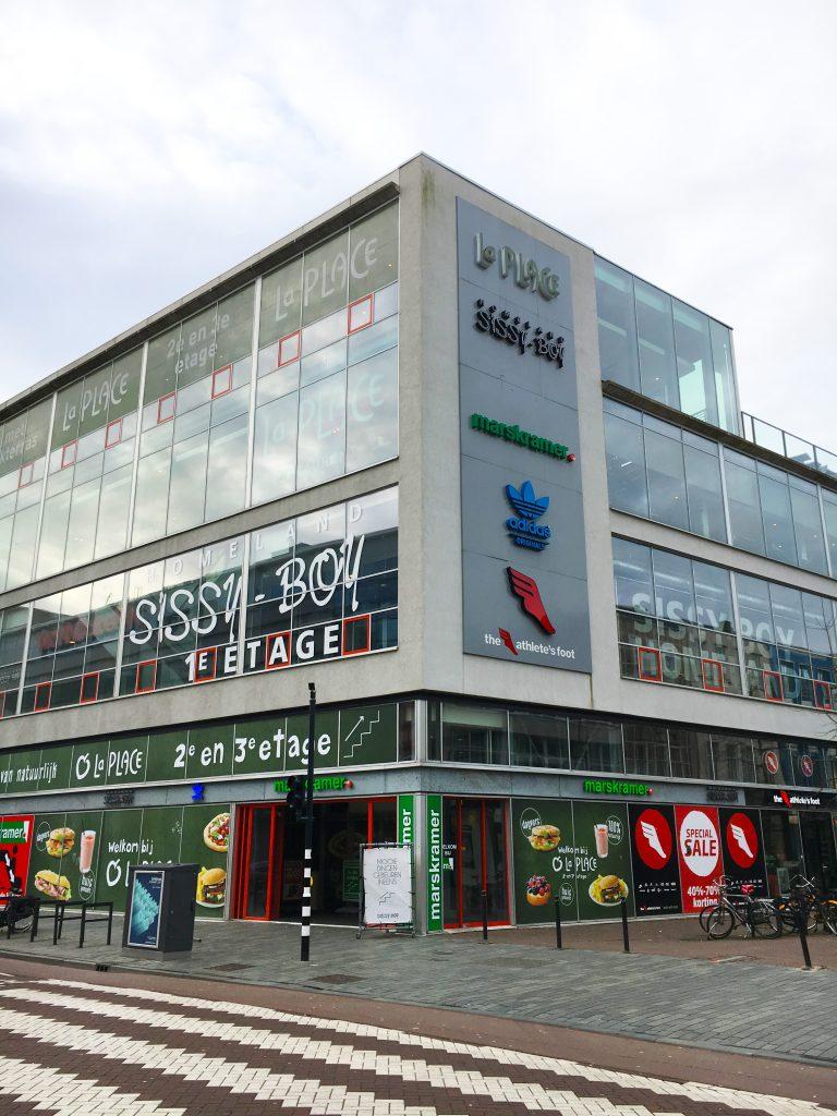 La Place Rotterdam (1st floor).