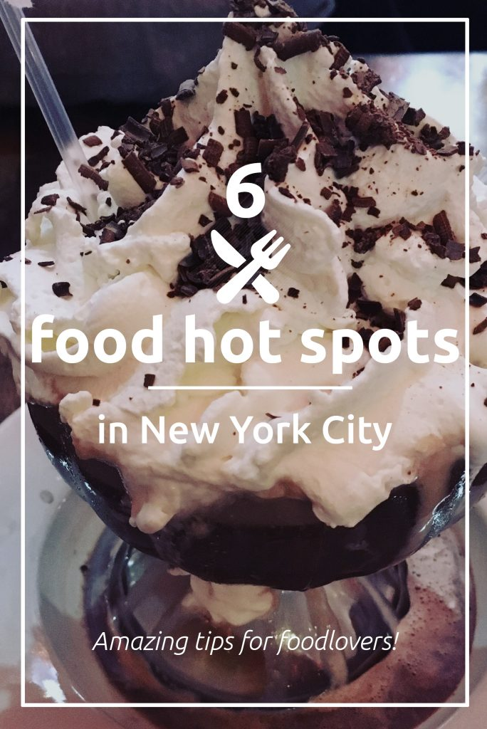Food tips in New York