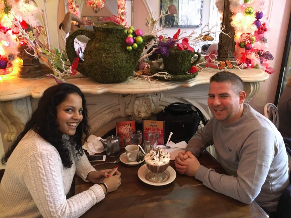 Hot Chocolate at Serendipity3