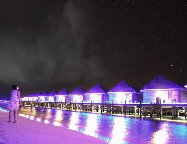 Kuredu island resort & spa, Maldives.